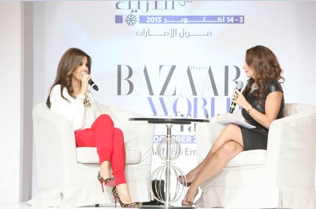 Etoile Show and Nancy Ajram