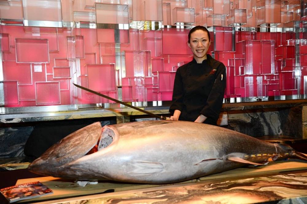 Chef Heather Zheng