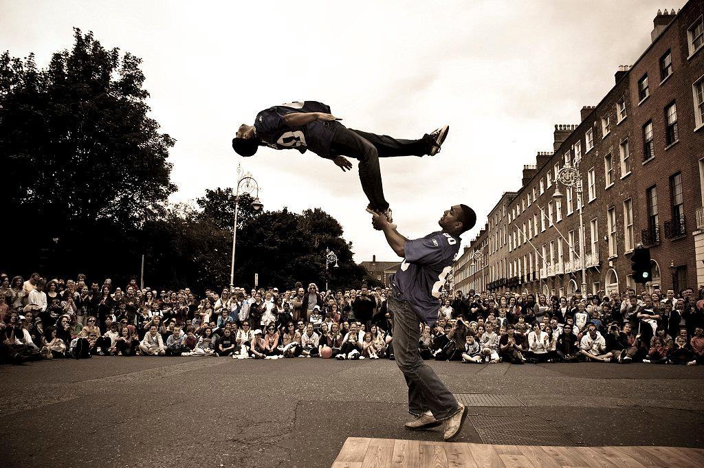 Florida sensation USA Breakdancers are EidFest-bound