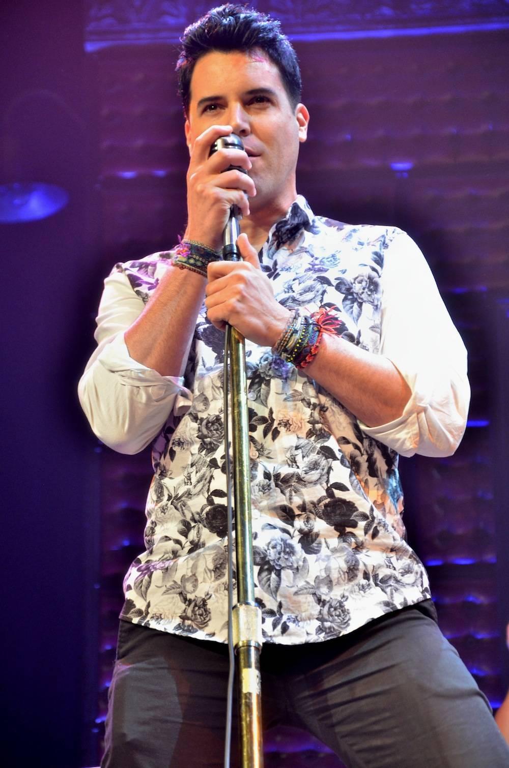 Frankie Moreno Guest Performance at MDQ LV ©Caesars Entertainment