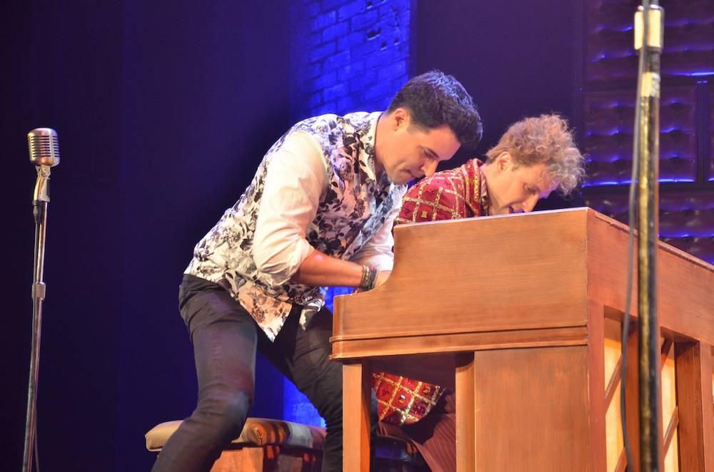 Frankie Moreno Guest Performance at MDQ LV 2 ©Caesars Entertainment