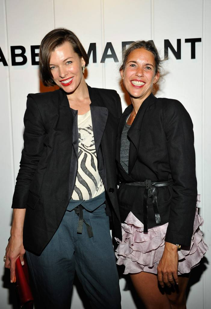 Photo: Getty Images for Isabel Marant