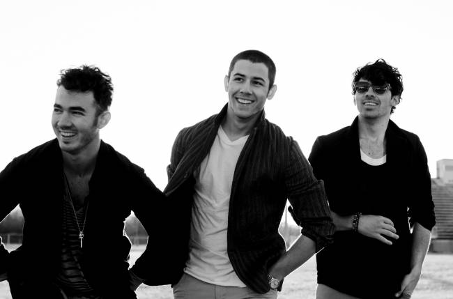 The Jonas Brothers Source: Liveinthevineyard.com