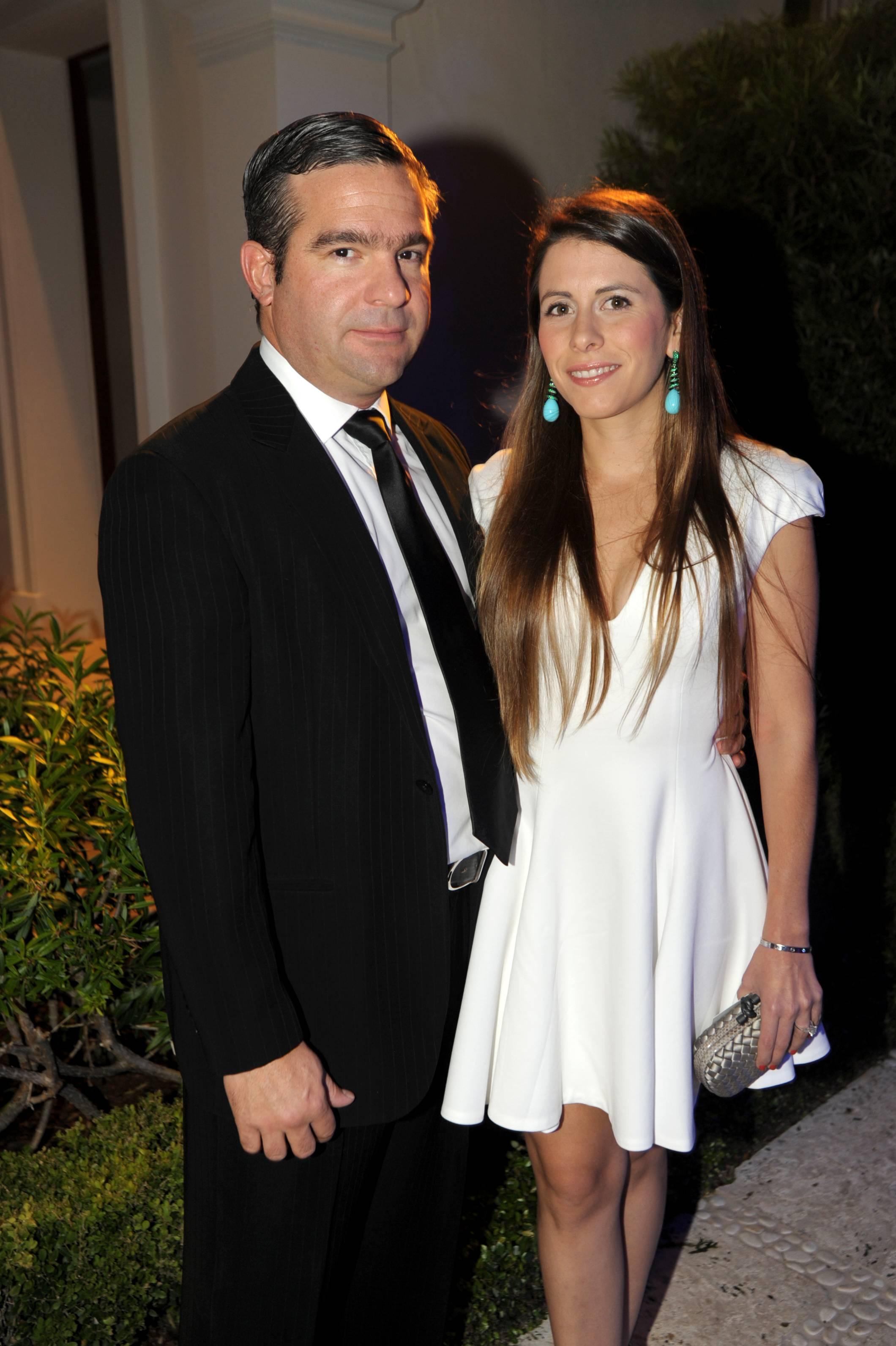 Jose Vegas & Mariana Vegas