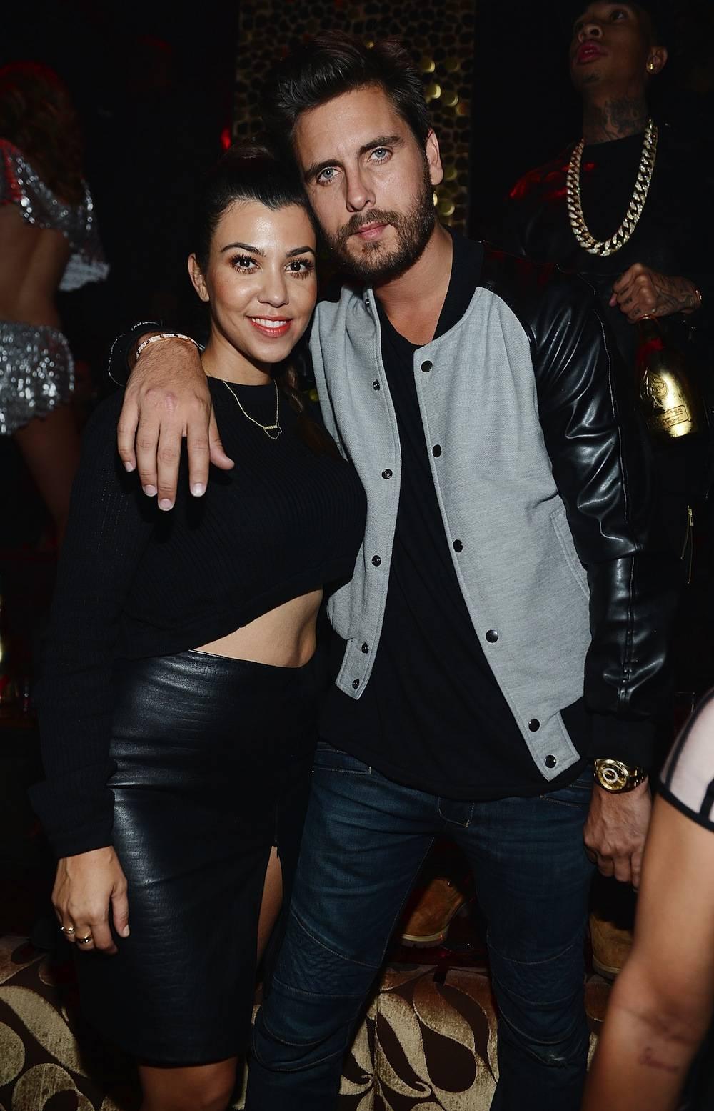 Kim Kardashian Celebrates Her Birthday At Tao Las Vegas
