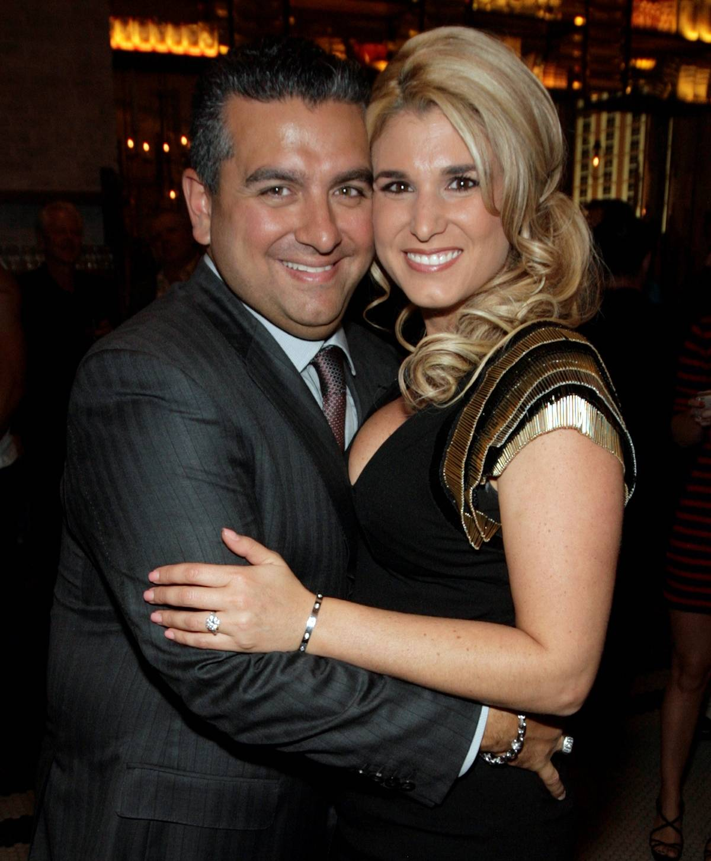 Buddy and Lisa Valastro