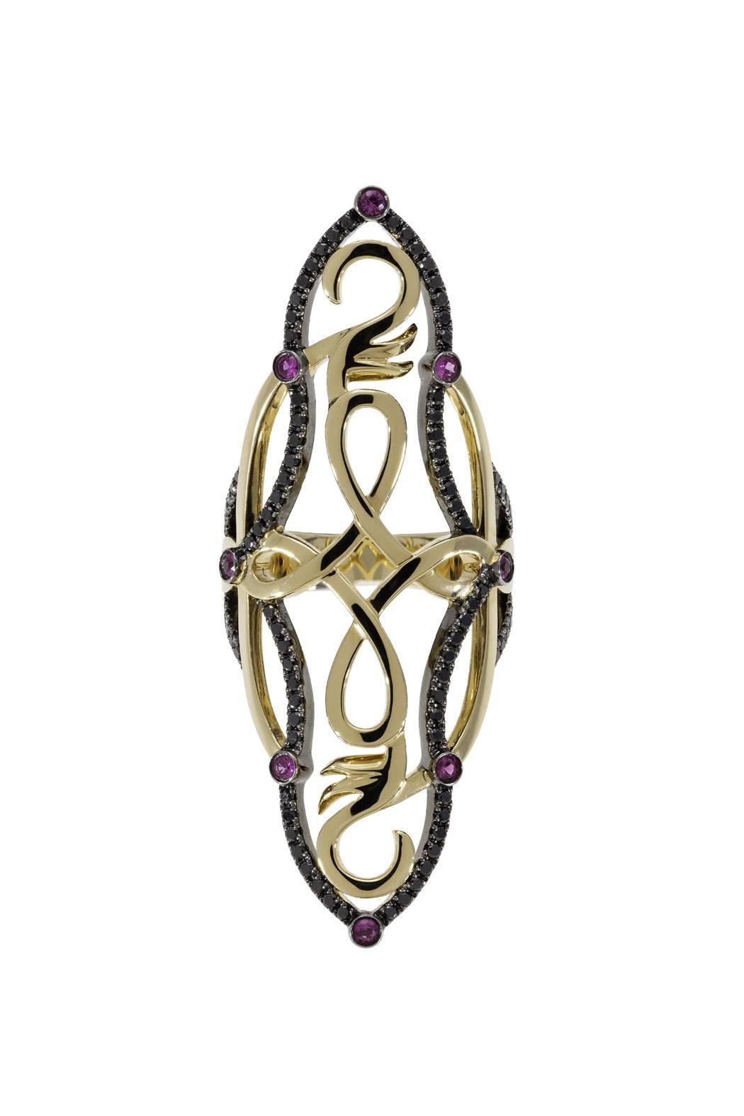 Lasya_DiamondRing_Purple_Lo-Res_TopView