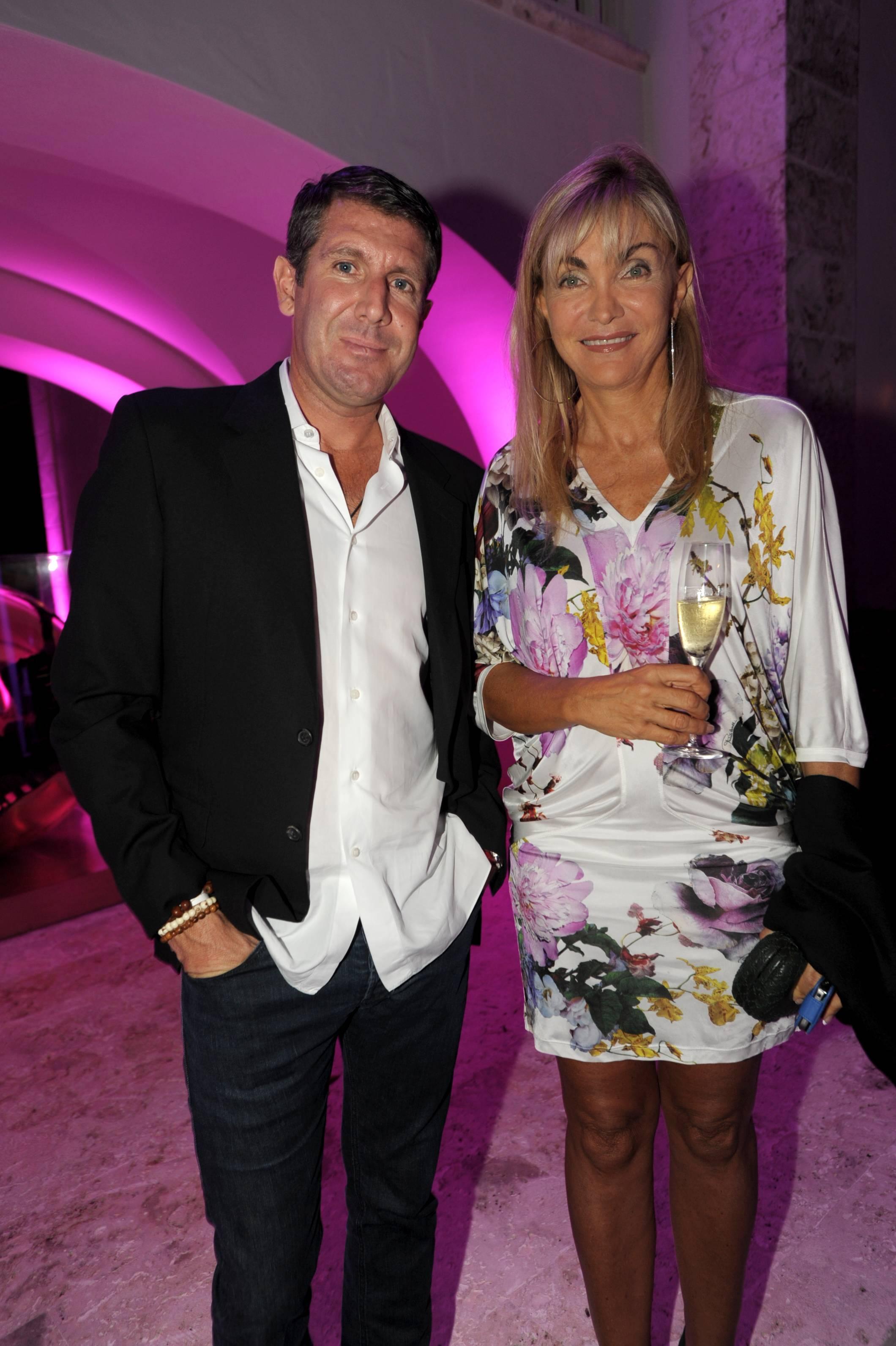 Michael Capponi & Klara Dallas