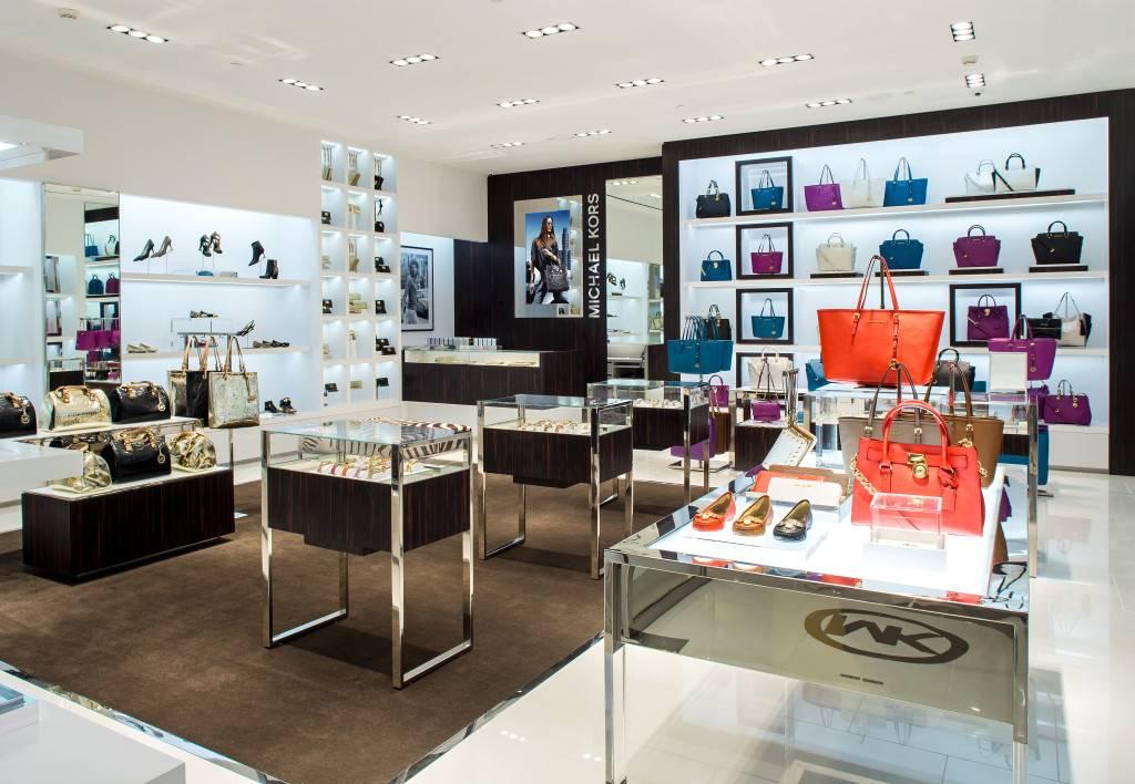 Michael Kors_The Galleria Interior