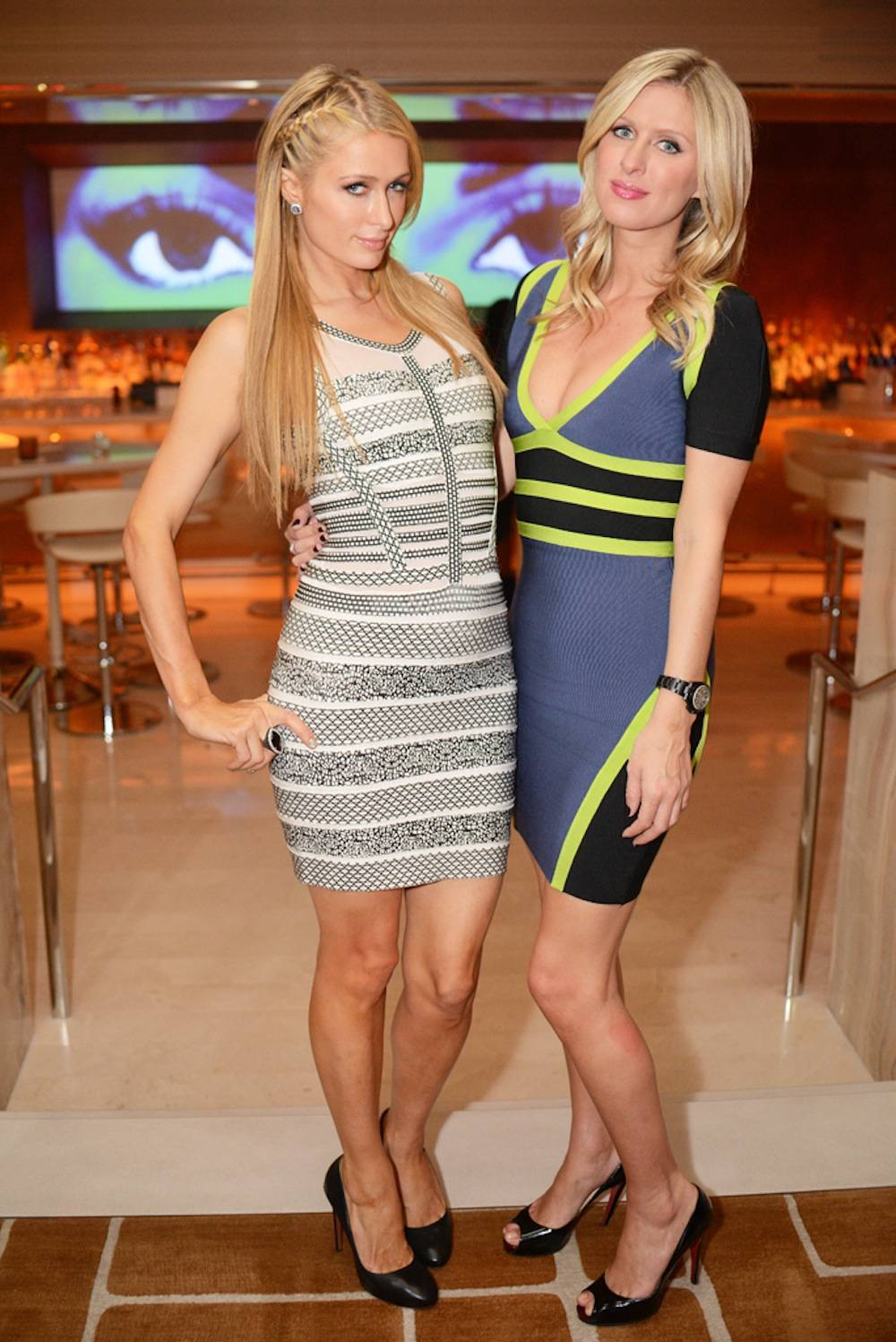 Haute Event Nicky Hilton Celebrates Her 30th Birthday At