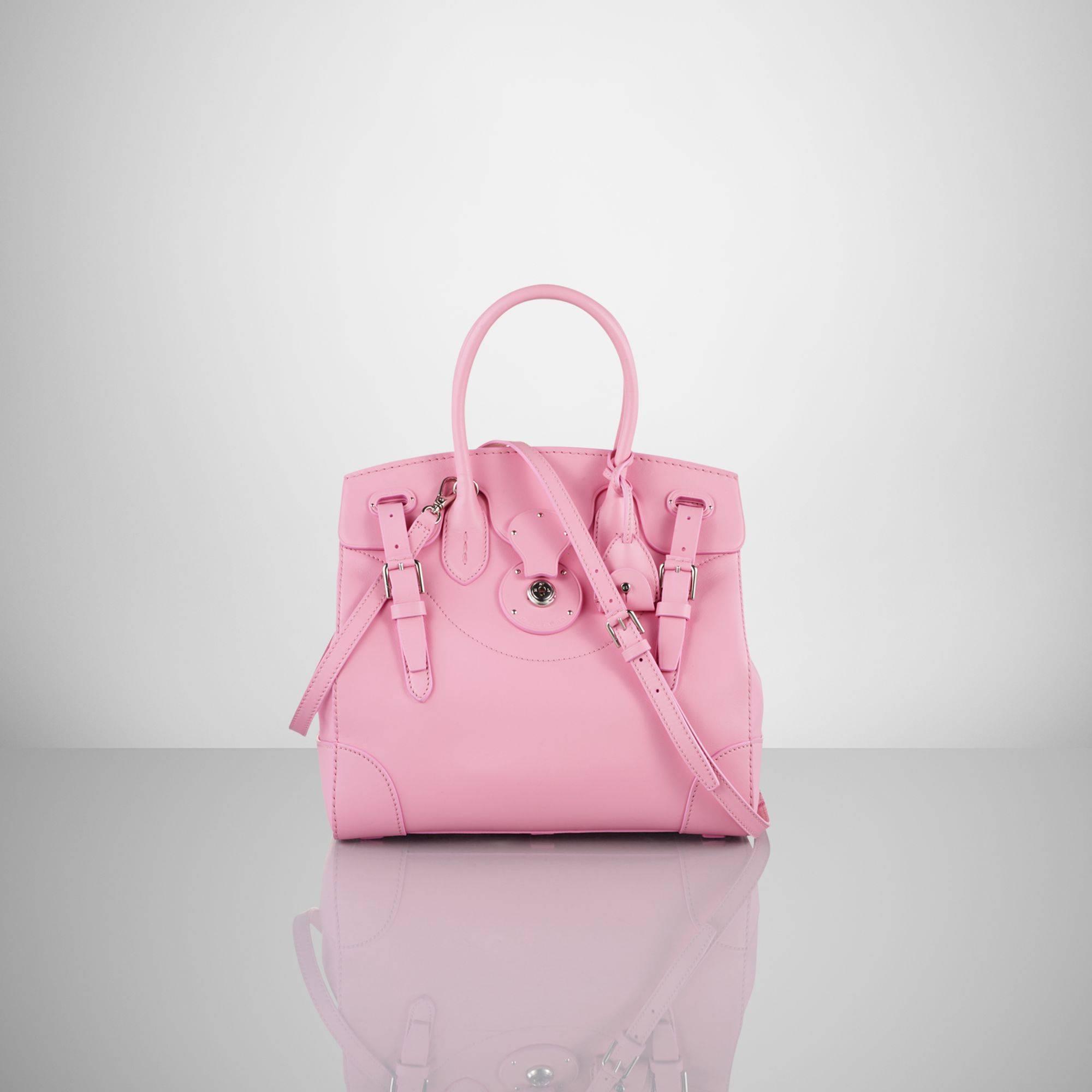 RL Pink Pony Ricky