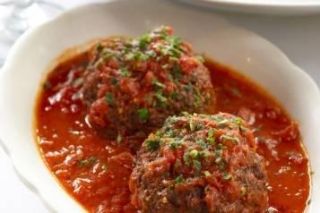 Rao's meatballs