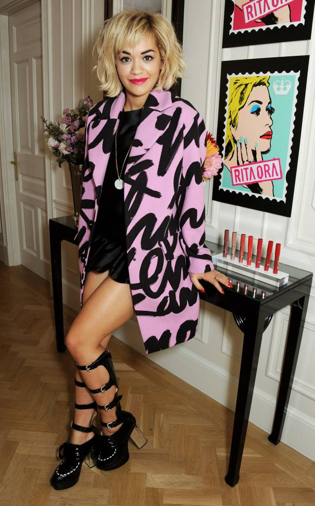 Rimmel London: 180 Years Of Cool - Photo Call