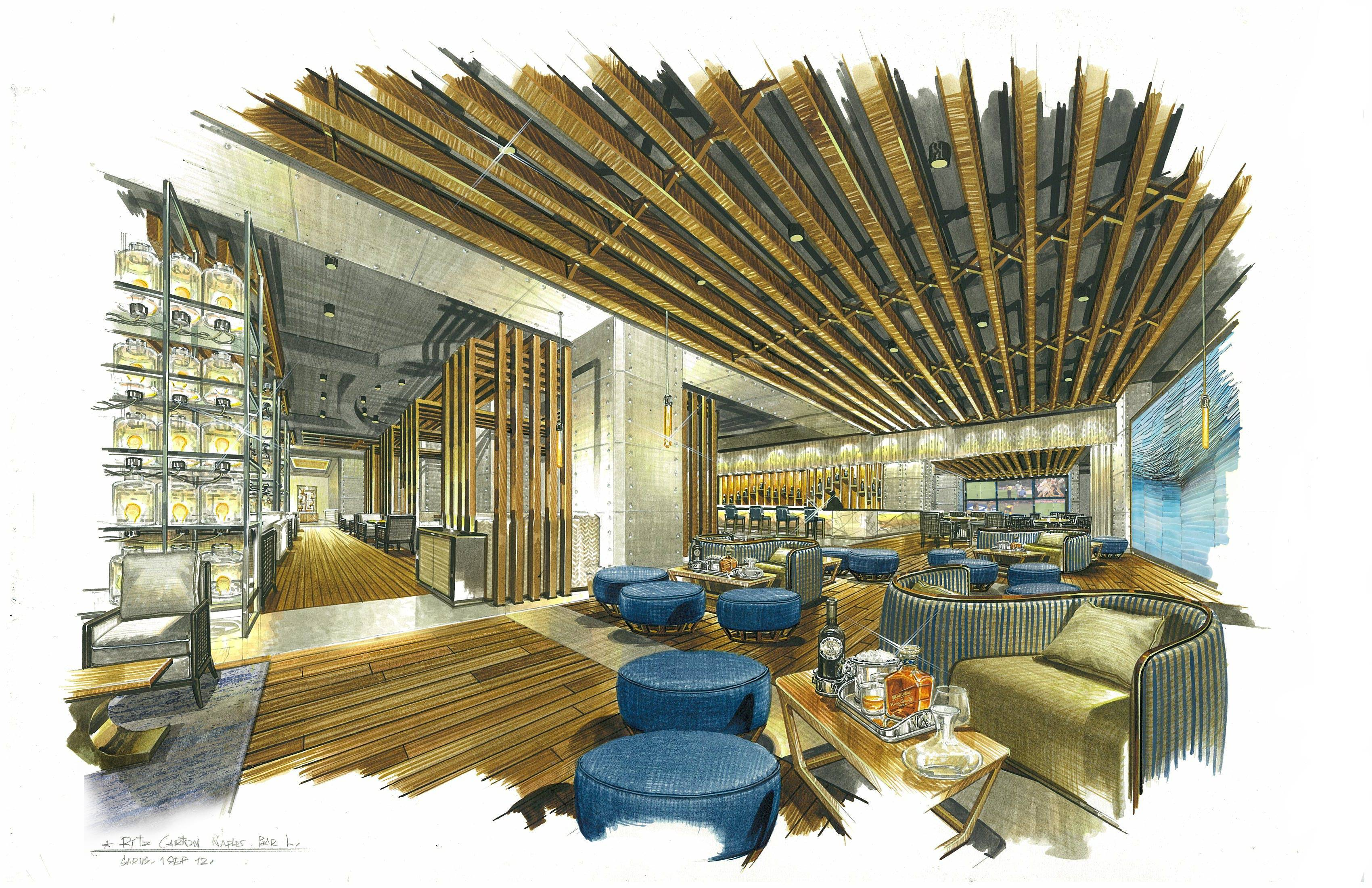 Ritz Naples - Bar Option