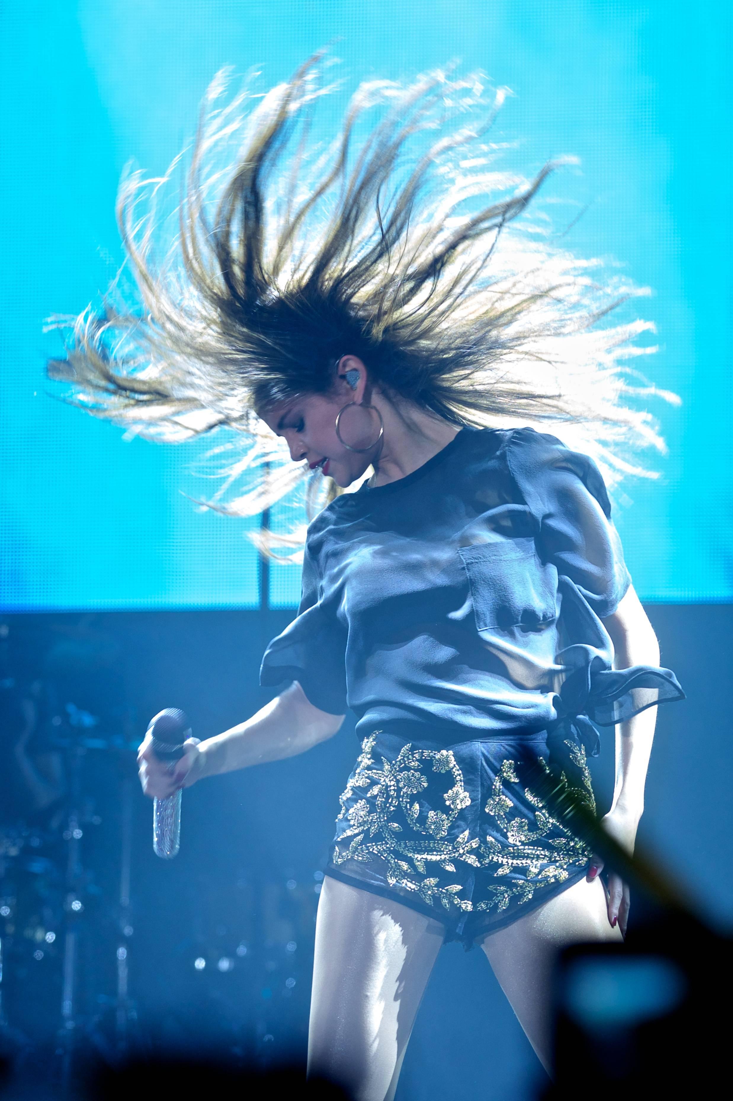 Selena Gomez at Dubai Music Week 1
