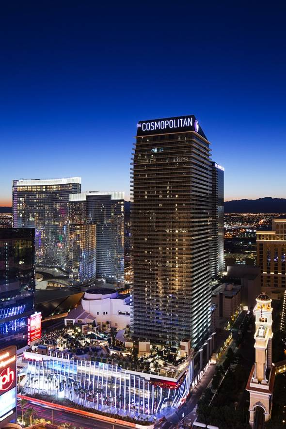 Las Vegas 5 Star Hotels: The Best Hotels For Room Service