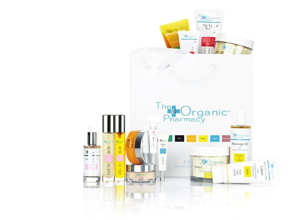 The Organic Pharmacy _ Group Shot