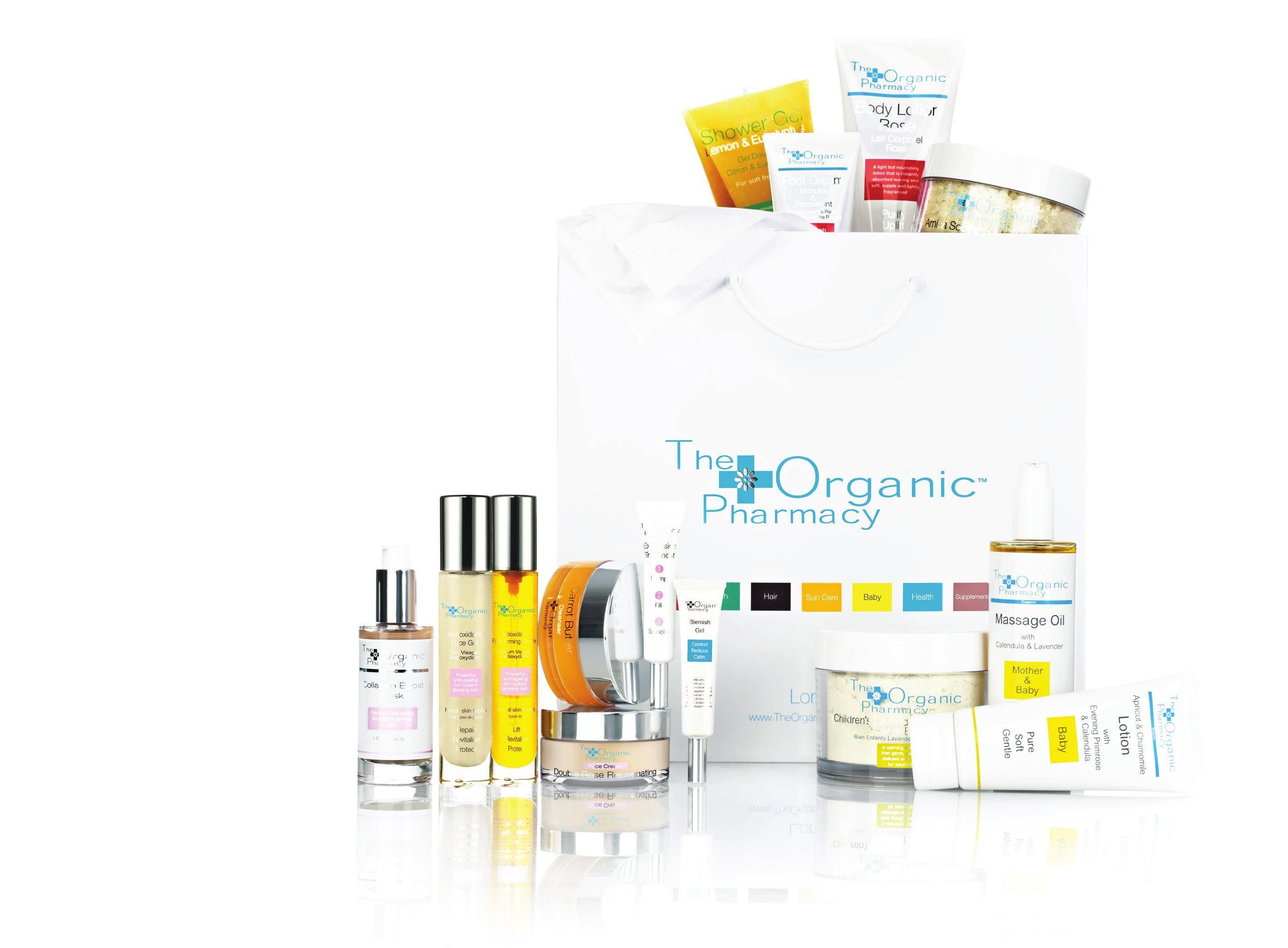 The Organic Pharmacy _ Group Shot