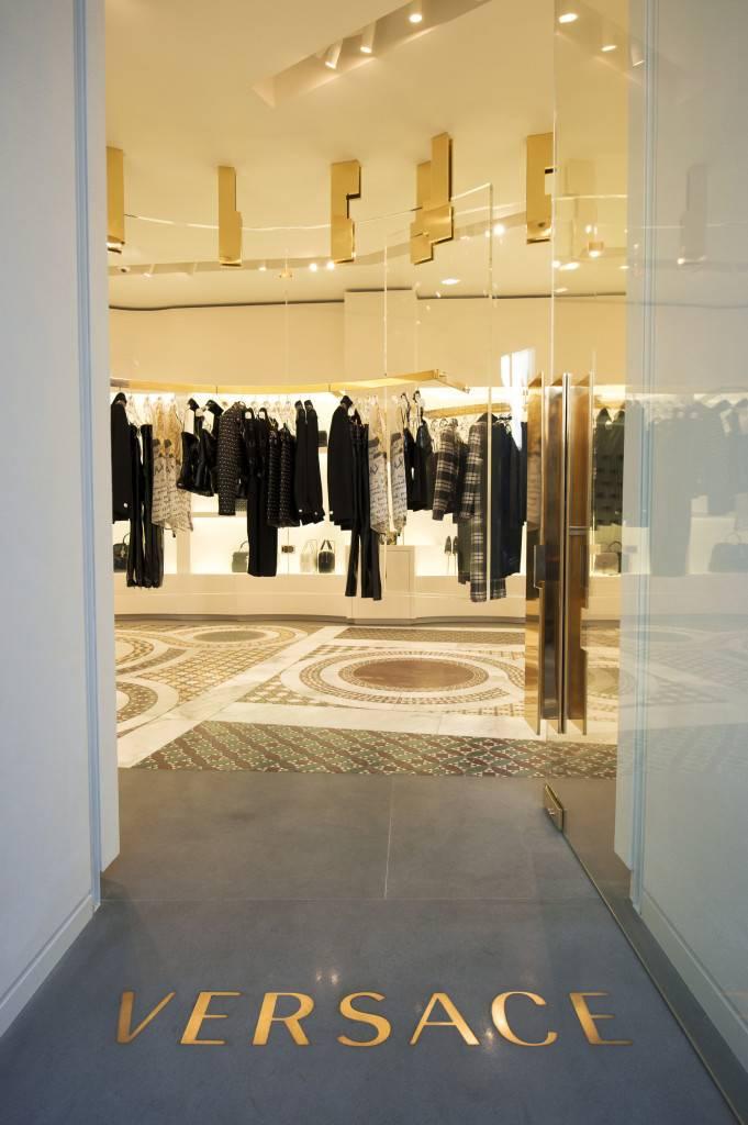 Versace Rome Boutique