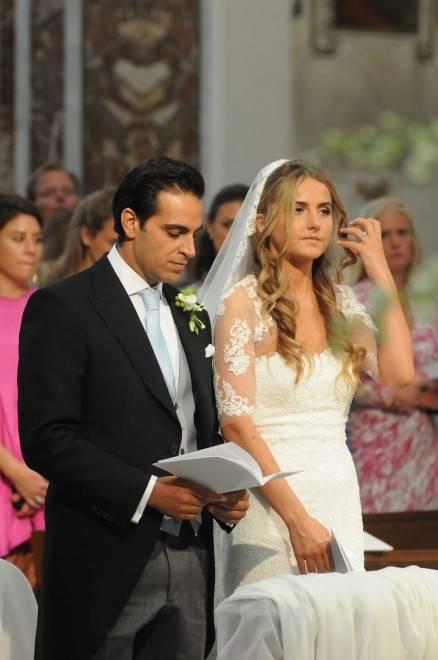 violetta wedding
