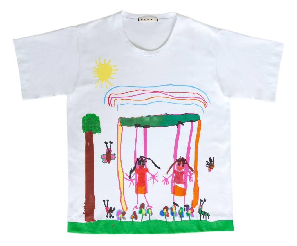02  T-shirt MARNI CHARITY Project