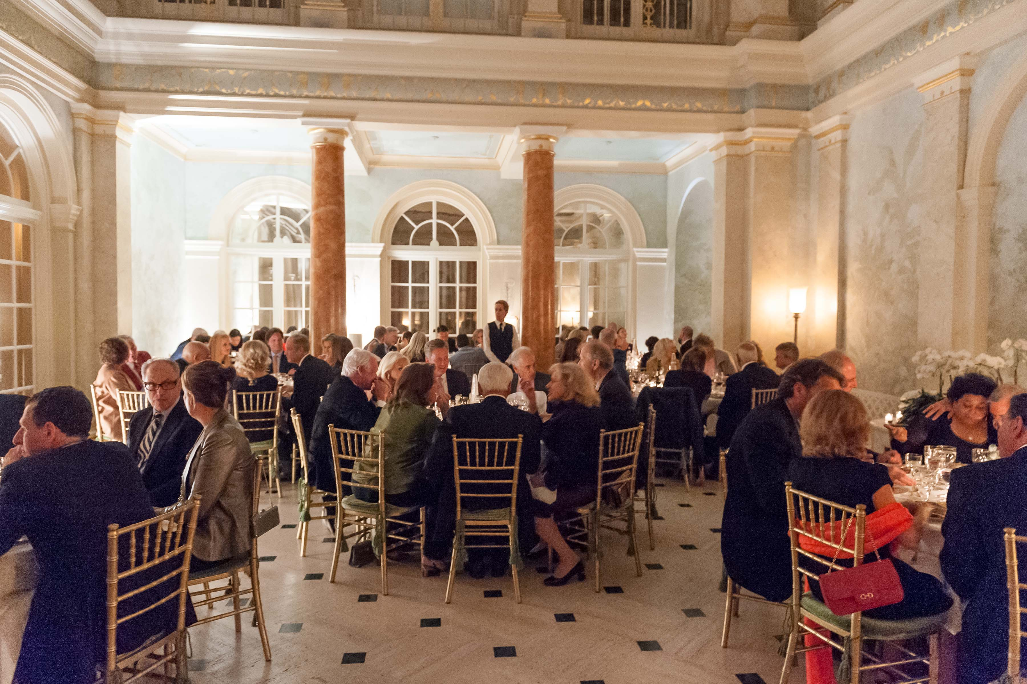 Getty: FDS Auction Dinner