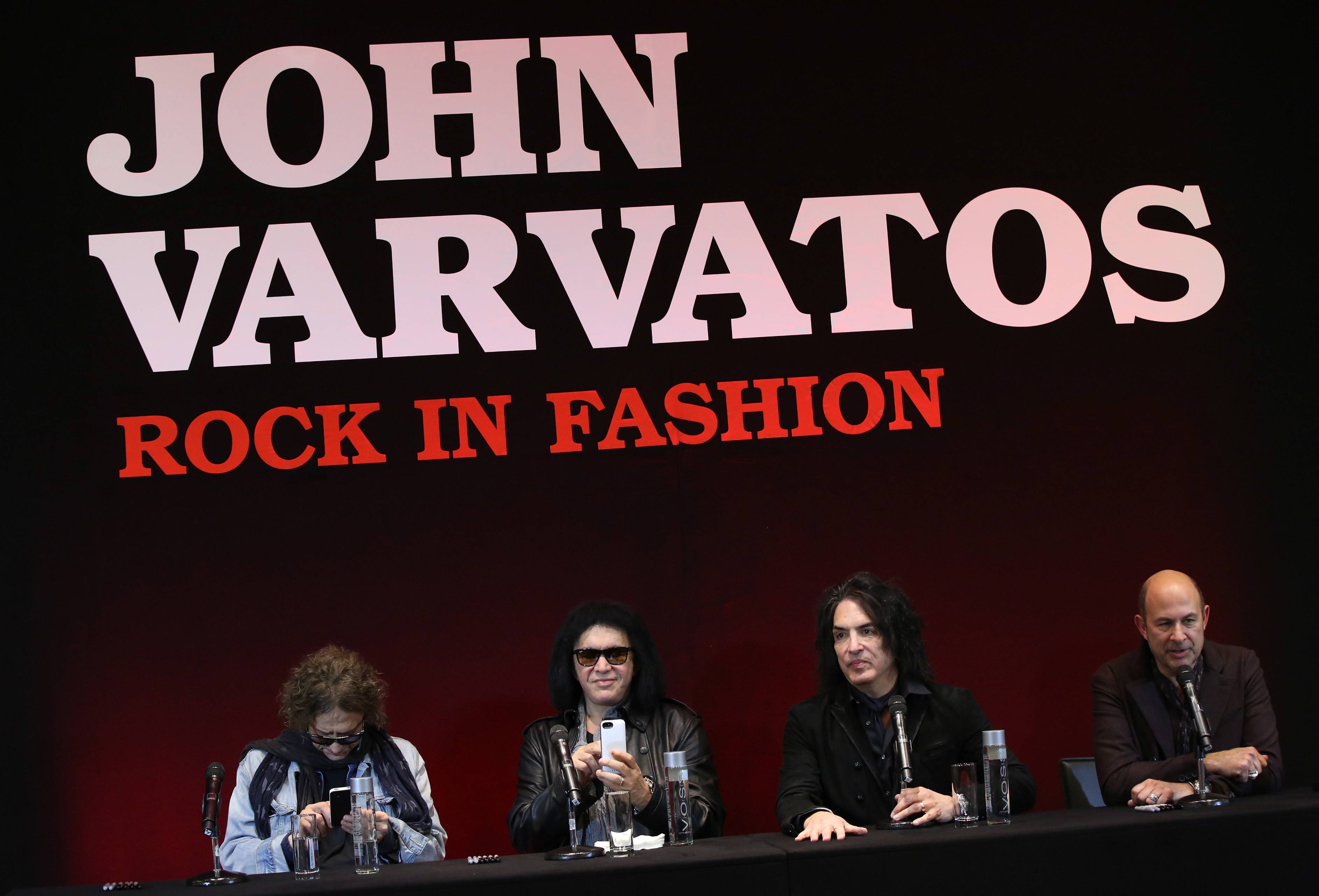 """Neiman Marcus Welcomes John Varvatos To Celebrate The Launch Of His Book """"John Varvatos: Rock In Fashion"""""""