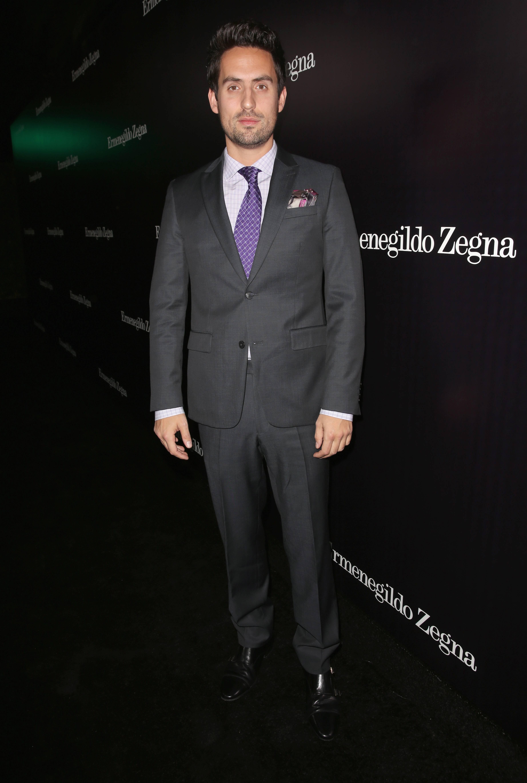 Ermenegildo Zegna Global Store Opening Hosted By Gildo Zegna And Stefano Pilati - Red Carpet