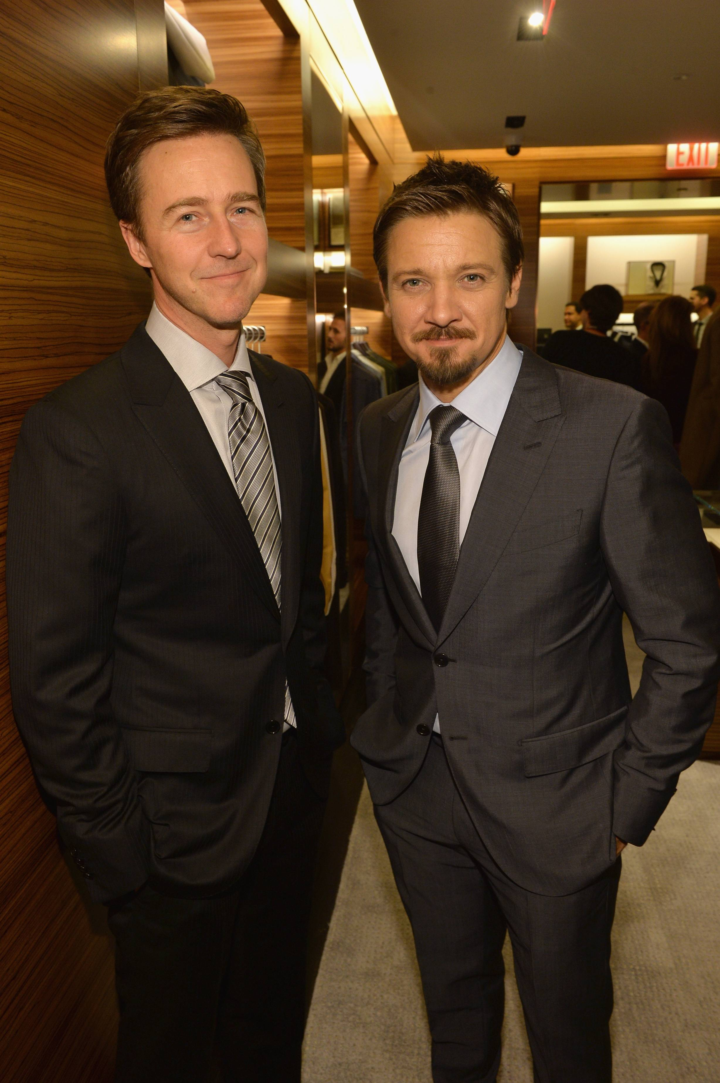 Ermenegildo Zegna Global Store Opening Hosted By Gildo Zegna And Stefano Pilati