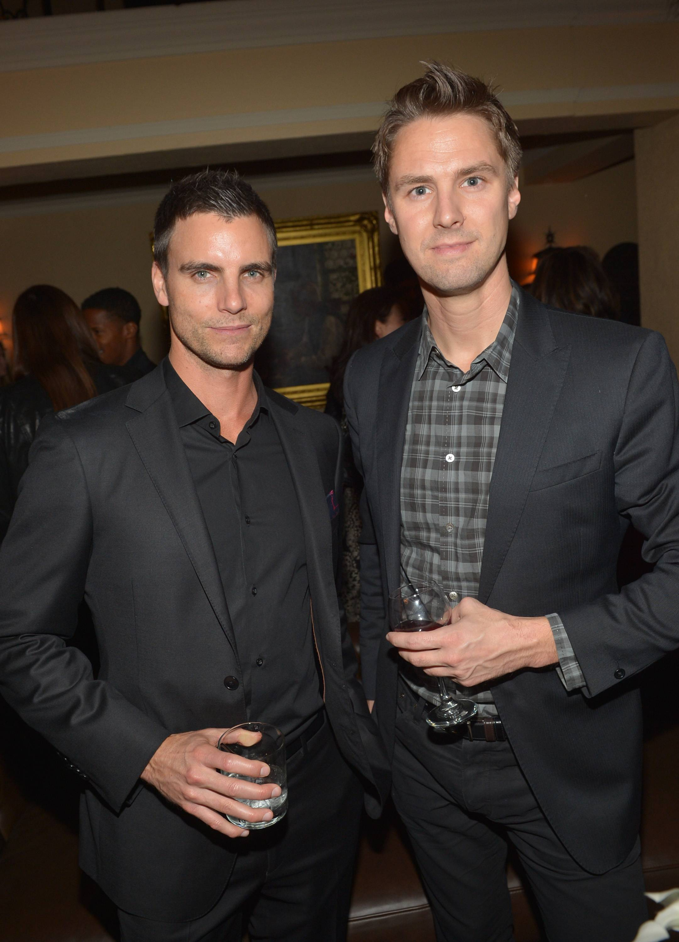 GQ Men Of The Year Party - Inside