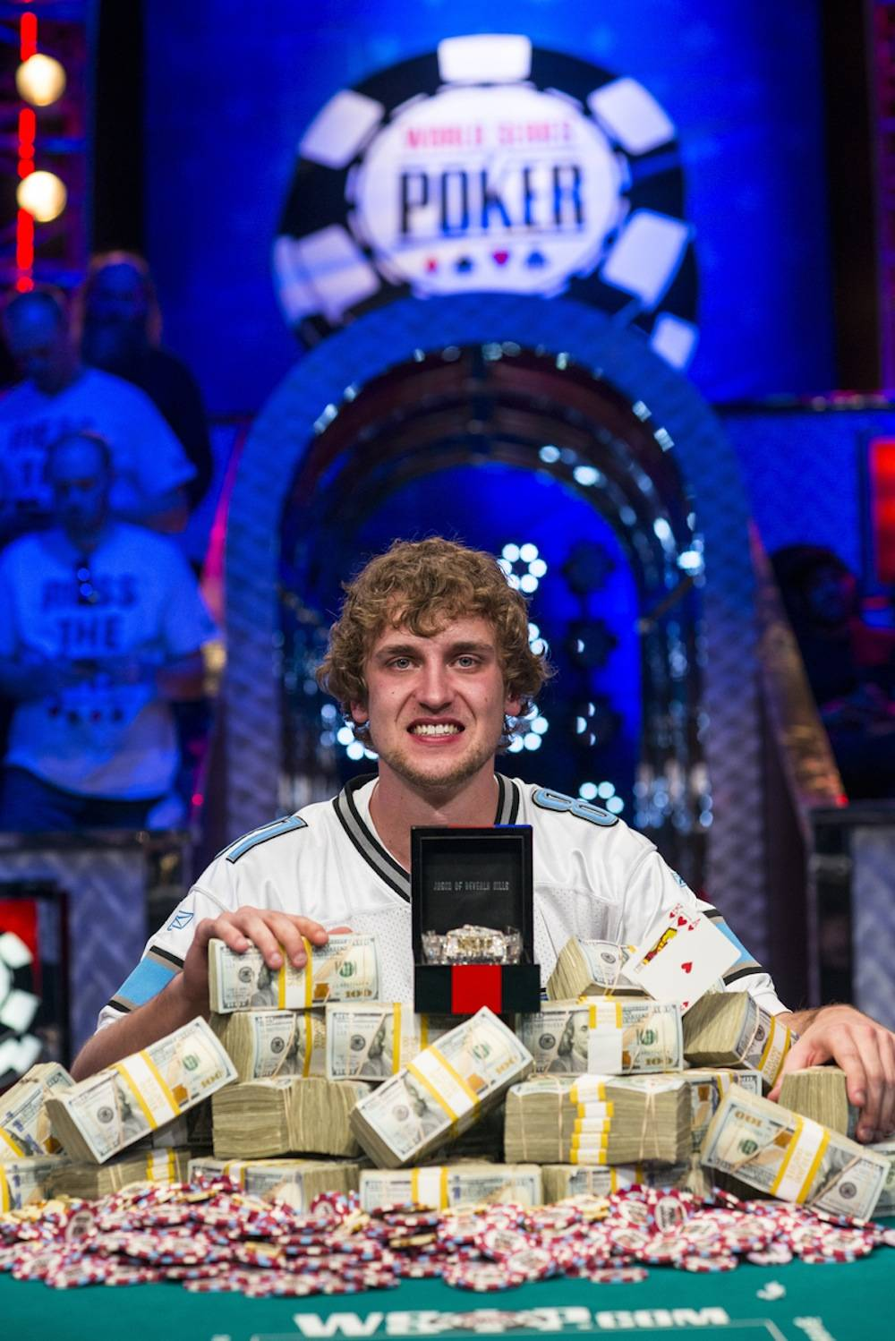 Photos: Joe Giron/WSOP