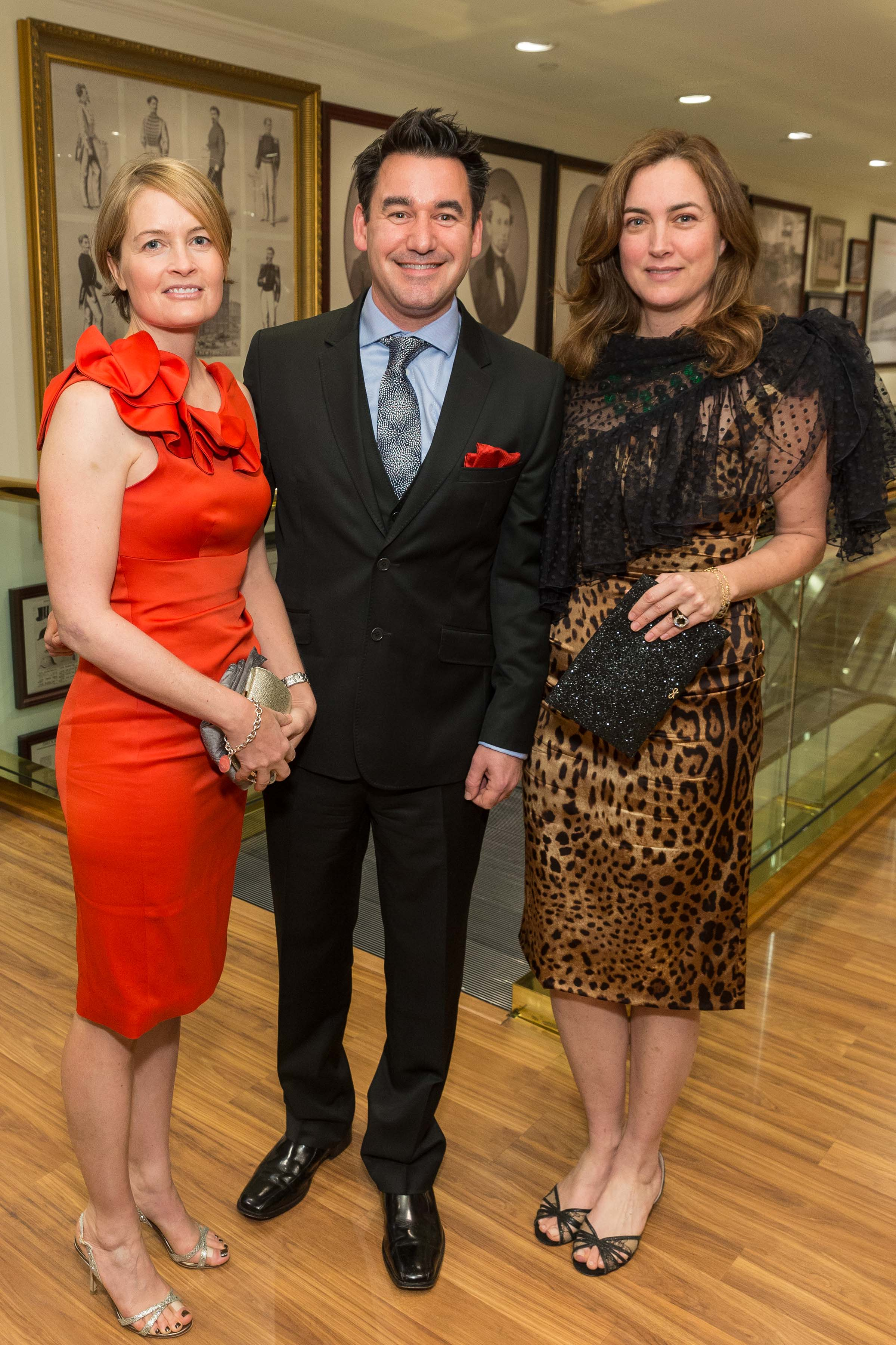 Brooks Brothers/Town & Country San Francisco Event Hosted by Trevor Traina