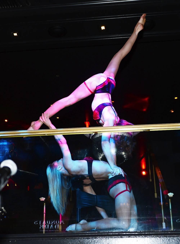 Mondays Dark With Mark Shunock Charity Event Featuring Dot-Marie Jones At Body English Nightclub