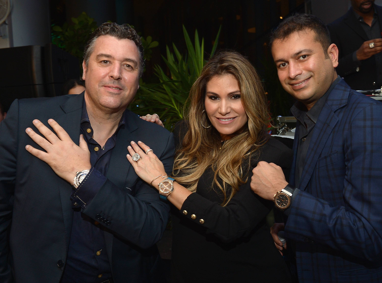 Rick De La Croix, Loren Ridinger and Kamal Hotchandani