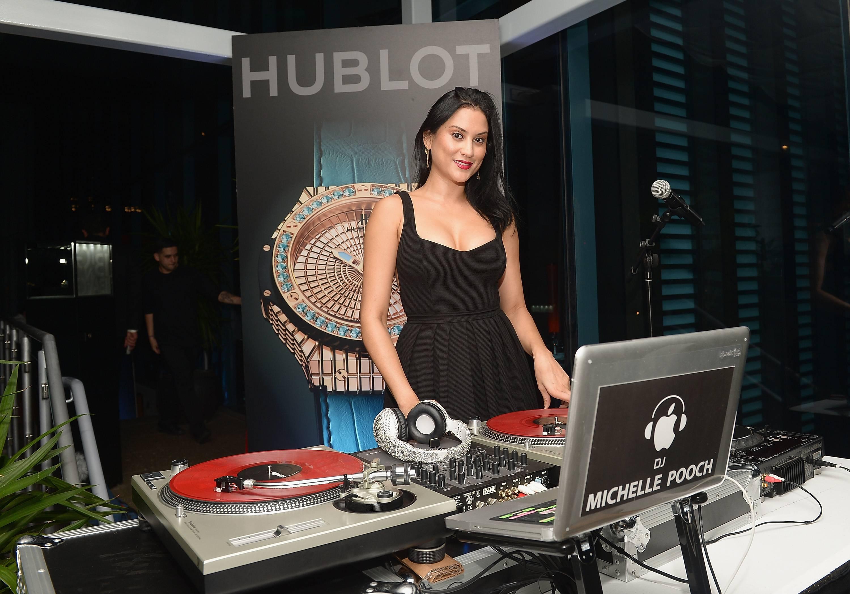DJ Michelle Pooch