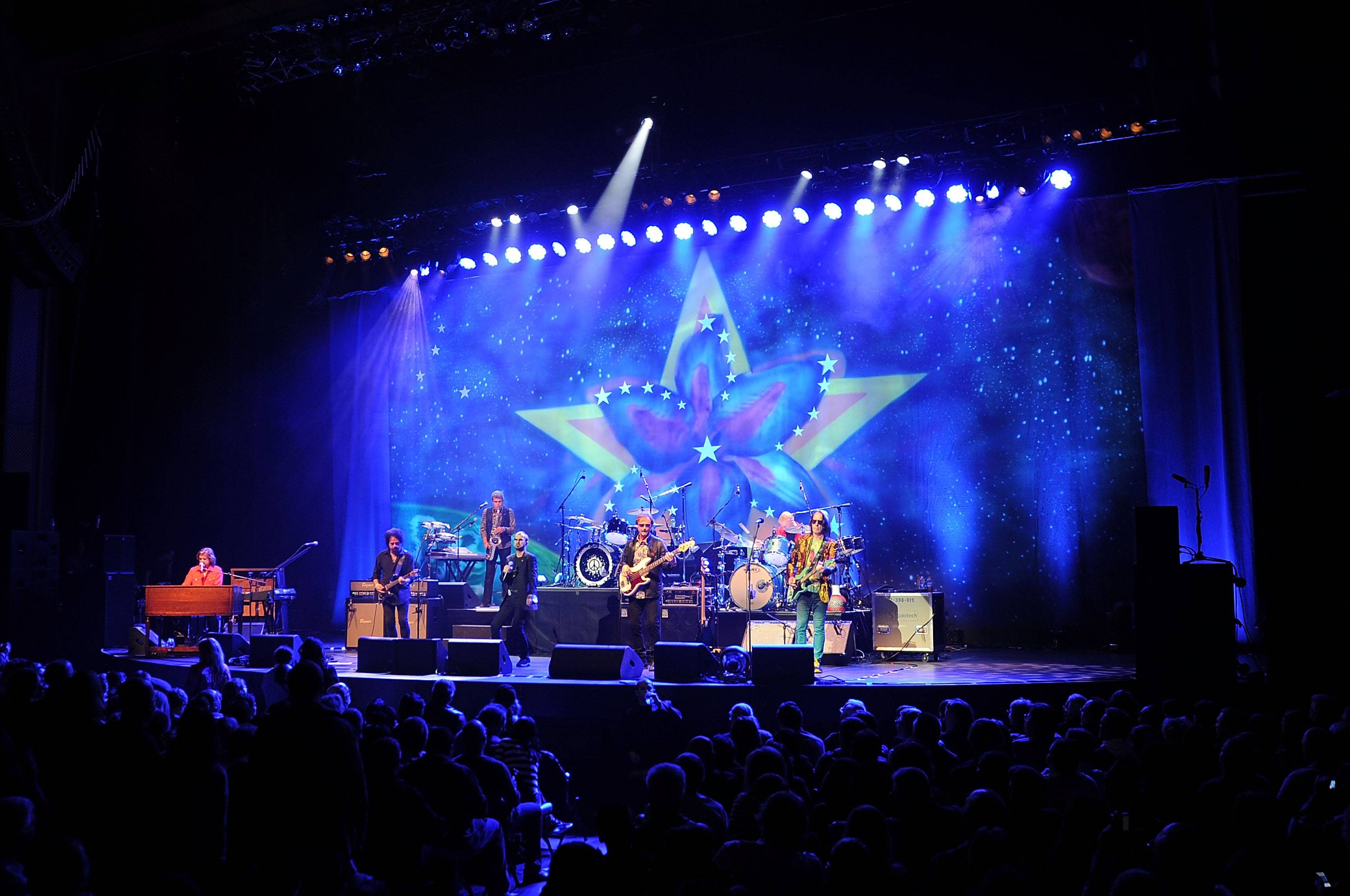 Ringo Starr performs At The Pearl In The Palms Casino Resort