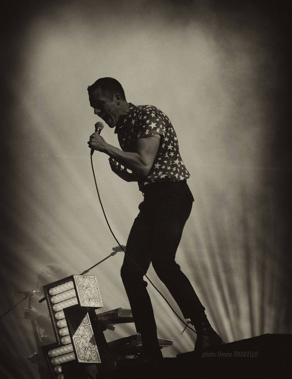 The Killers Perform At Life Is Beautiful Festival In Downtown Las Vegas