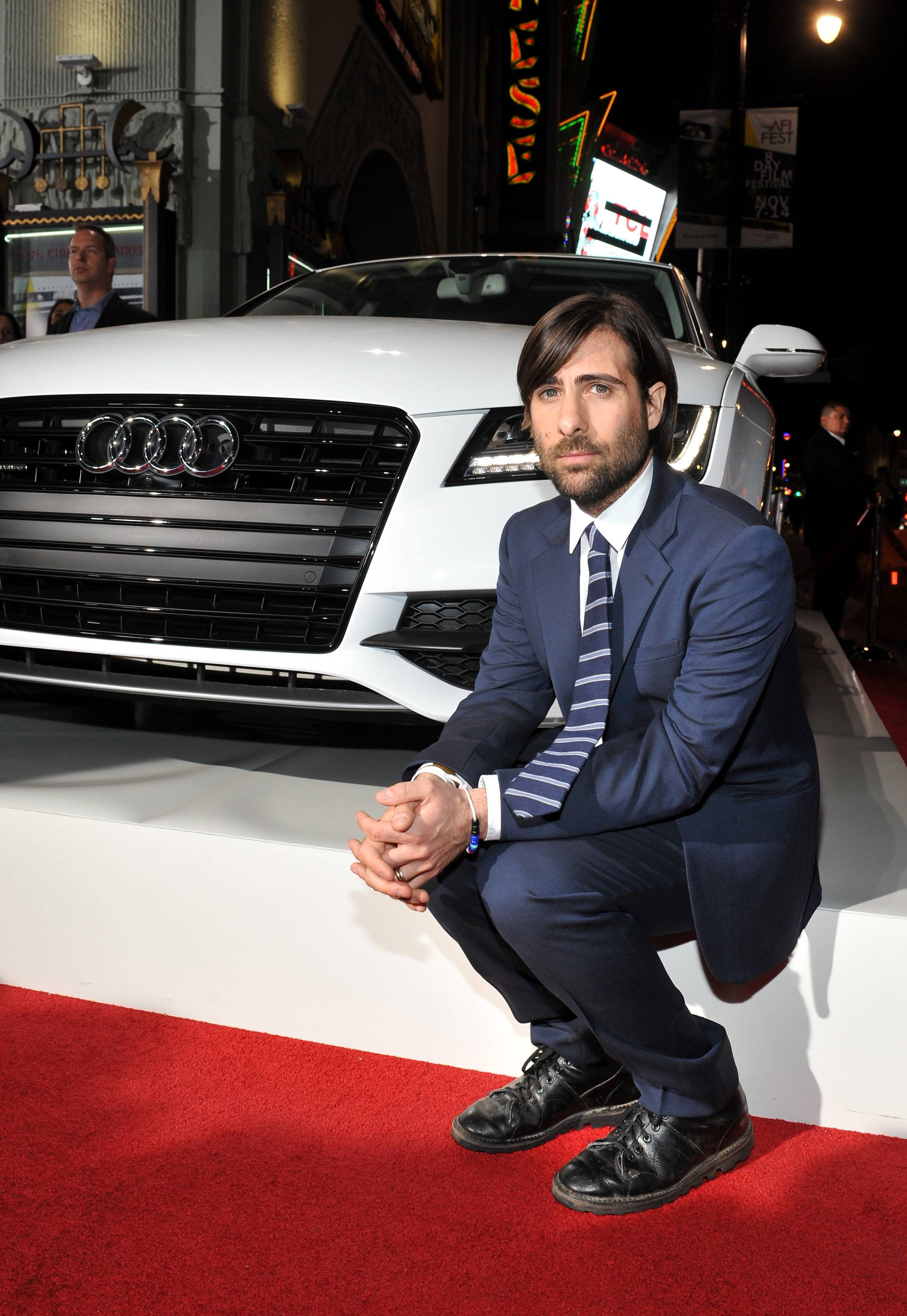 Audi Arrivals At AFI FEST 2013 Presented By Audi - Disney's
