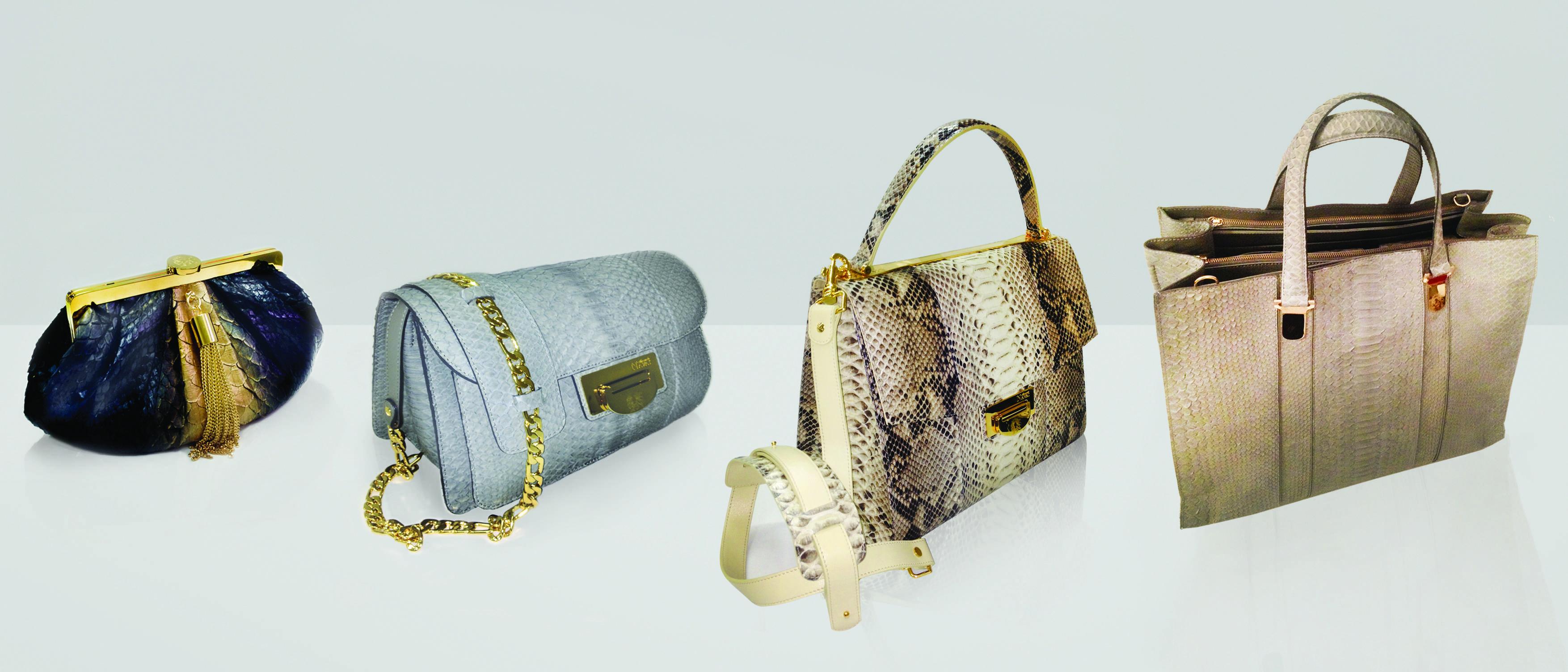 Amanda Navai WFP bags