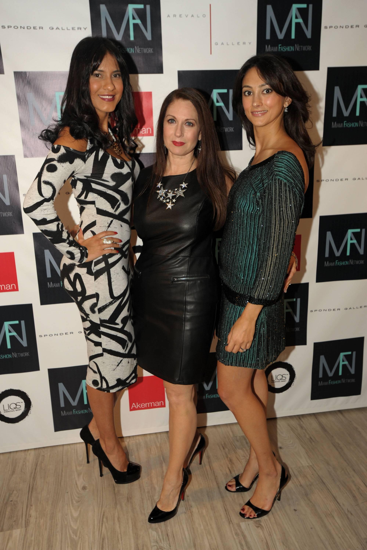 Annie Mercado, Maria Rivero, & Vanessa Dadaglio