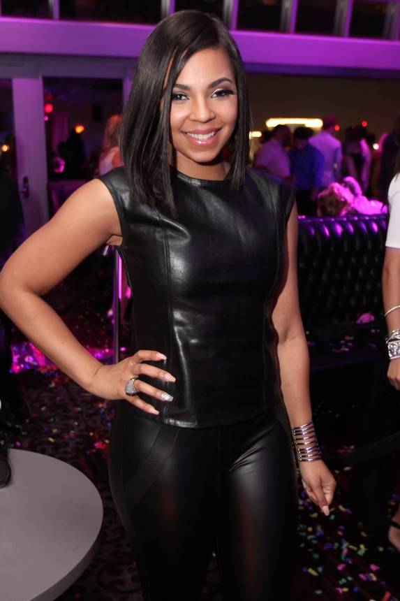 Ashanti at Ghostbar. Photos: Joe Fury