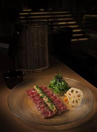 Beef Rikyu Tataki 21