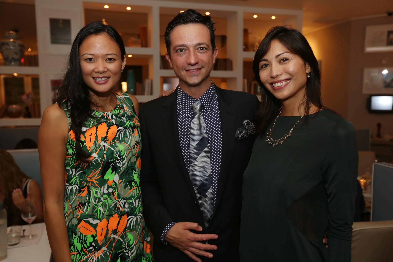 Criselda Breene, Ciro Campagnoli, & Gabby Mejia
