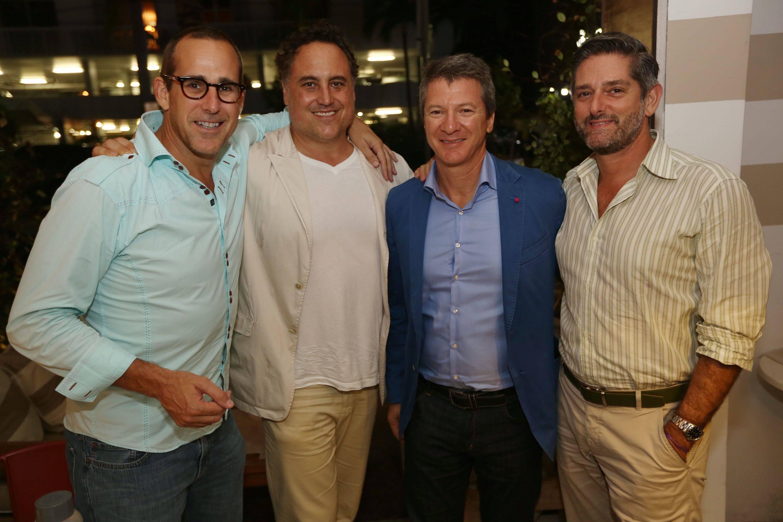 Jonathan Breene, Chad Oppenheim, Adam Koffler, & Walid Wahab