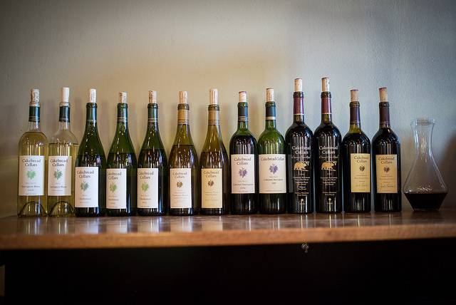 Cakebread Cellars Retrospective Tasting, Courtesy of Flavor! Napa