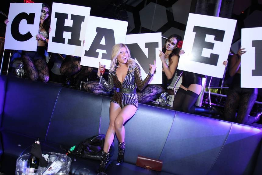 Haute Event Chanel West Coast Rolls Our Her Mix Tape At