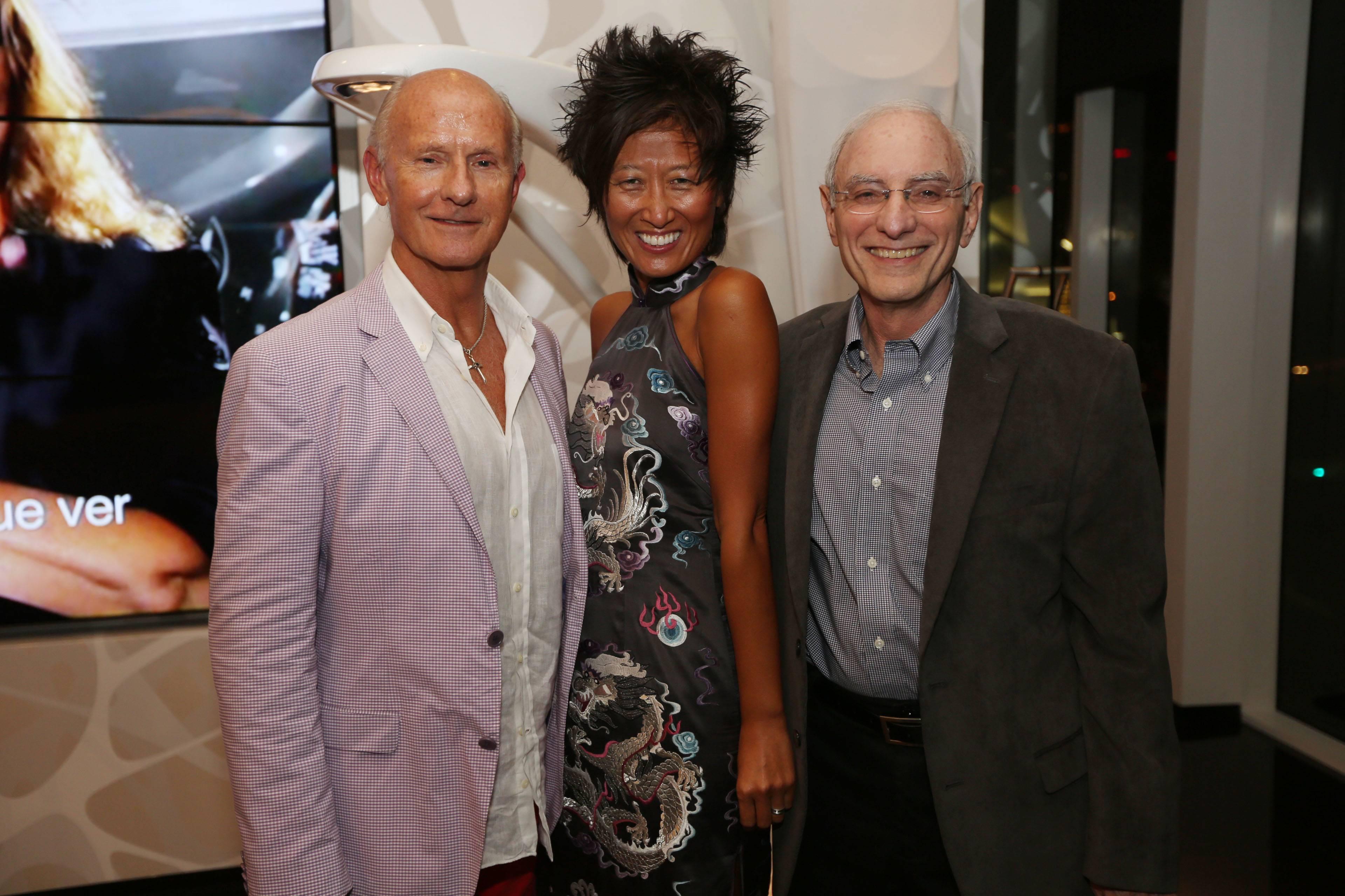 Christian & Xin Rassinoux, & Harris Friedman