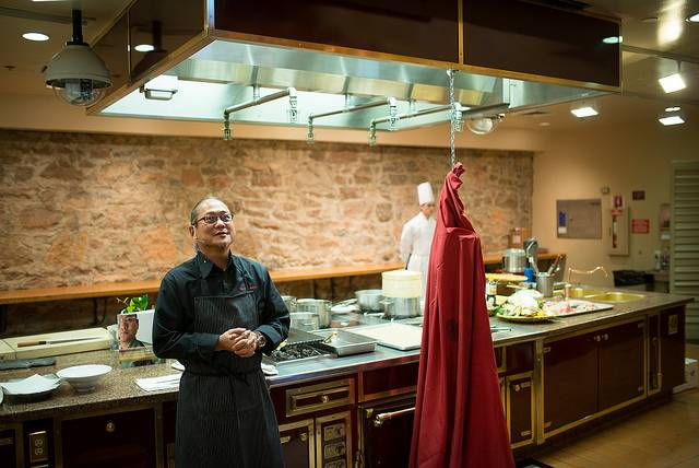 Culinary Demonstration with Masaharu Morimoto, Courtesy of Flavor! Napa