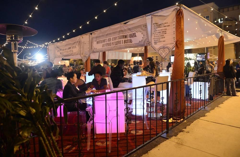Culinary Village CREDIT Denise Truscello