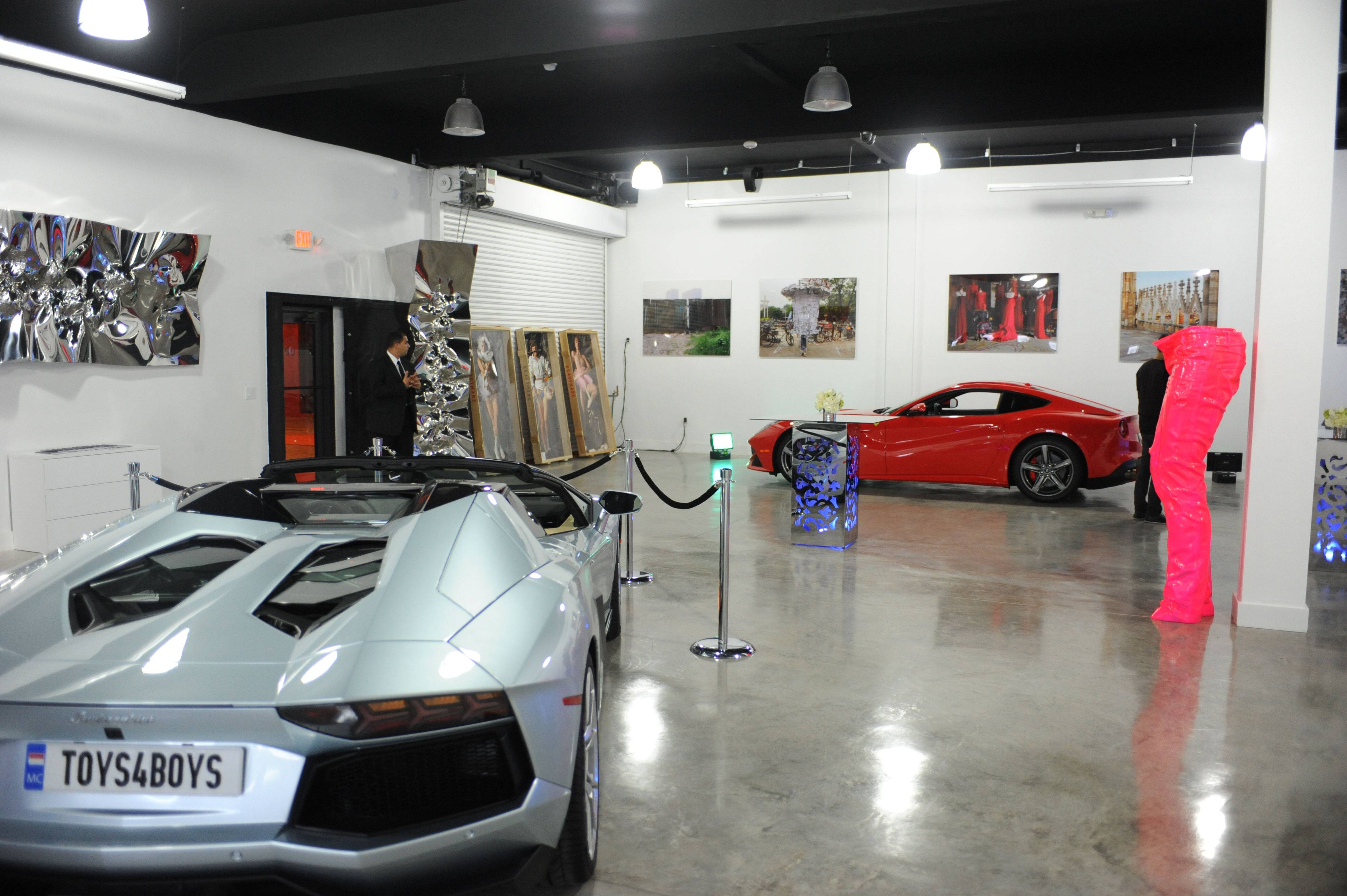 toys for boys opens luxury toybox in wynwood haute living. Black Bedroom Furniture Sets. Home Design Ideas